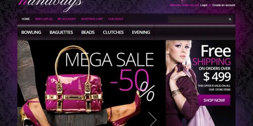 Dịch vụ sửa website thời trang – phụ kiện uy tín, chất lượng cao