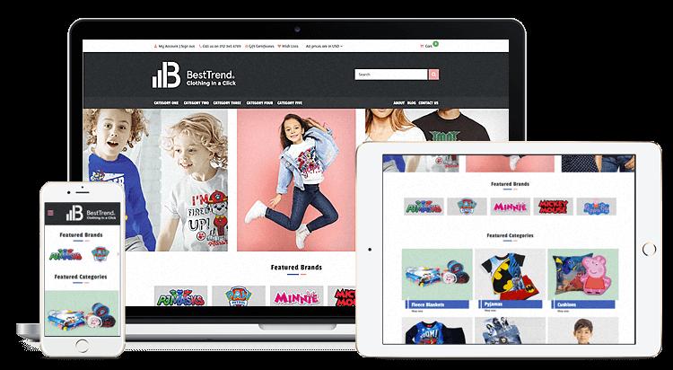 Dự án sửa website truongfoods.vn- web bán hàng