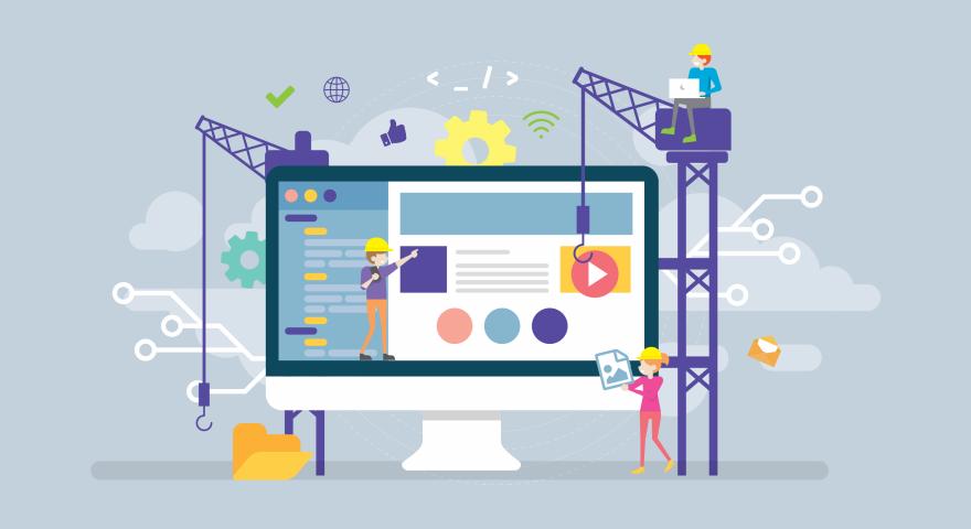 Top các công ty uy tín sửa chữa website tại Bình Định
